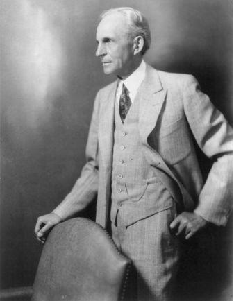 Picture of Business Hero: Henry Ford