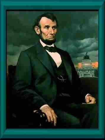 Picture of Freedom Hero: Abraham Lincoln