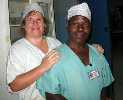 Picture of Health Hero: Medecins Sans Frontieres