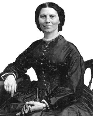 Picture of Health Hero: Clara Barton