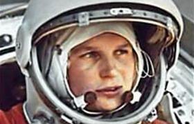 Picture of Woman Hero: Valentina Tereshkova by Alina from Novosibirsk