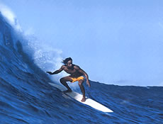 Picture of Lifesaver Hero: Eddie Aikau by Jon from Pukalani, Hawaii