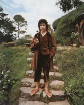 Picture of Literary Hero: Frodo Baggins by Elizabeth Lozowski from Warsaw