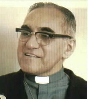 Picture of Faith Hero: Archbishop Oscar Romero by Natalie from San Francisco