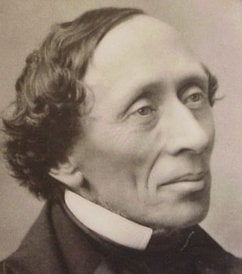 Picture of Writer Hero: Hans Christian Andersen