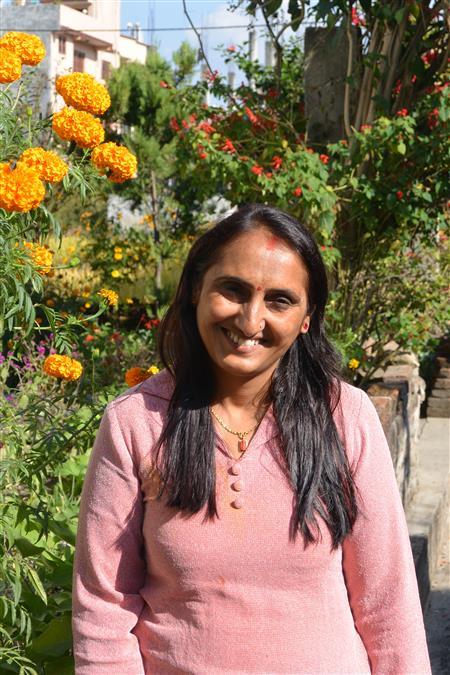 Picture of Community Hero: Durga Devi Ghimire by Annie Merkley
