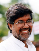 Picture of Freedom Hero: Kailash Satyarthi by Themis from Beirut, Lebanon