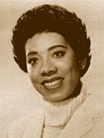 Picture of Sports Hero: Althea Gibson by Tori from Peach Tree