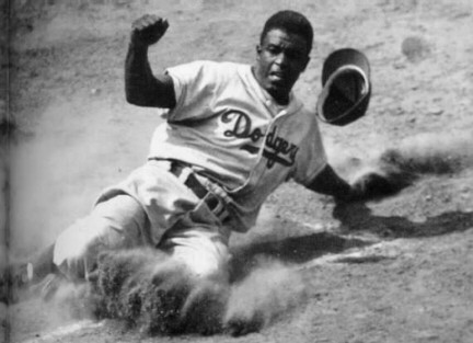 Picture of Sports Hero: Jackie Robinson - Brandon from Selden, New York