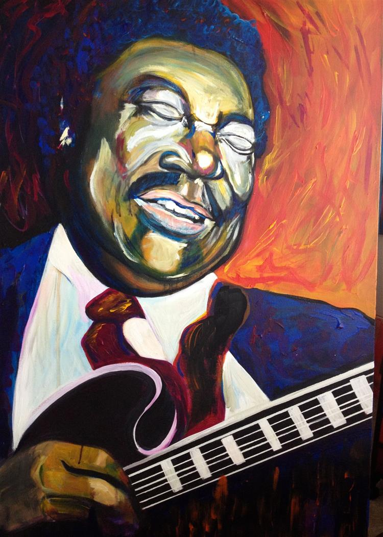 Picture of Tribute to BB King