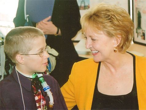 Picture of Ann Armstrong-Dailey and Children's Hospice International