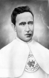 Father Damien circa 1863
