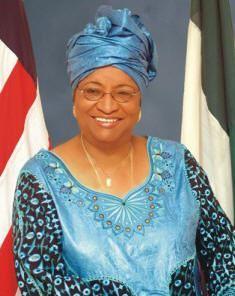 Her Excellence, President Ellen Johnson
