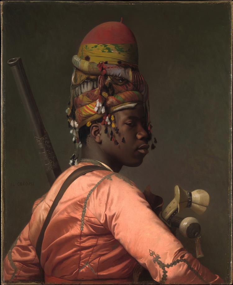 Picture of  Bashi-Bazouk (1868-9)