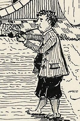 Picture of Literary Hero: Bilbo Baggins by Ruben from Las Vegas -