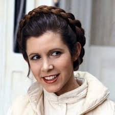 Picture of Literary Hero: Princess Leia by Hannah from Fredericksburg