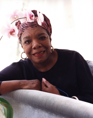Picture of Poet Hero: Maya Angelou by Mayandra from San Diego