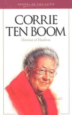 Picture of Heroes of Faith: Corrie Ten Boom by Maddi 14, Maine, USA