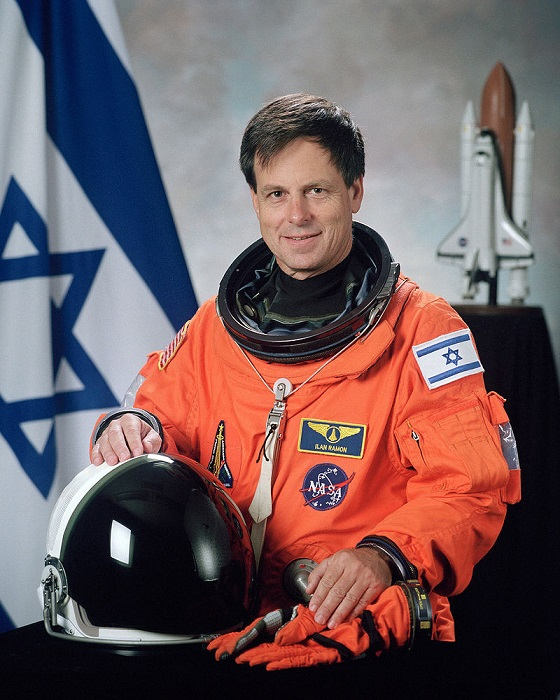 Picture of Explorer Hero: Ilan Ramon by Omer Zilberberg