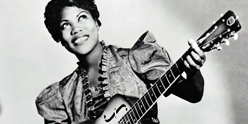 Picture of Musician Hero: Rosetta Tharpe by Emmalina from NYC