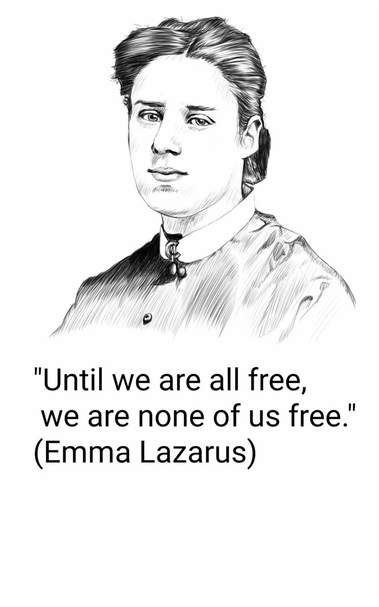 Picture of Emma Lazarus