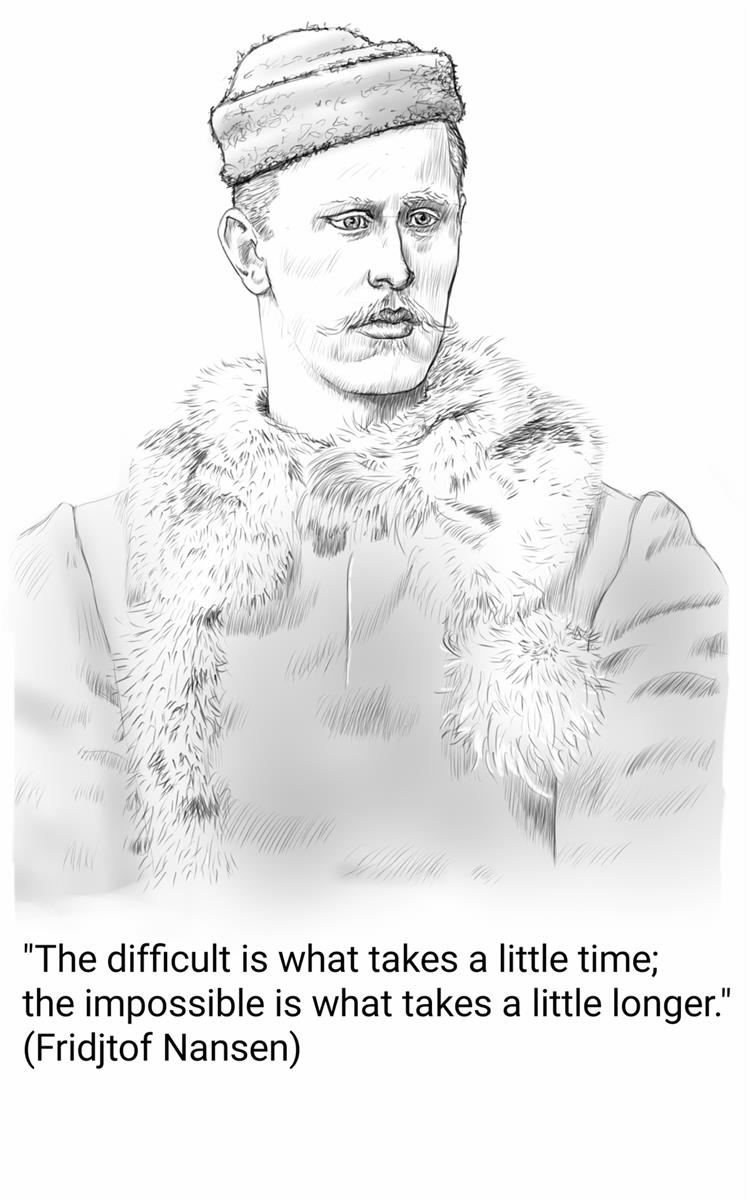 Picture of Fridjtof Nansen