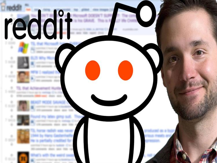Picture of Alexis Ohanian of Reddit