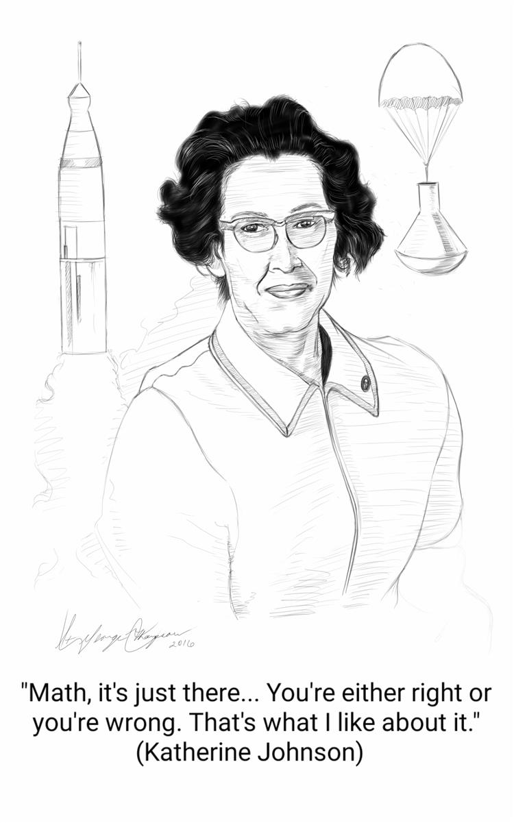 Picture of Katherine Johnson