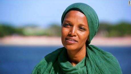 Picture of Health Hero: Umra Omar by Alyssa from Cincinnati