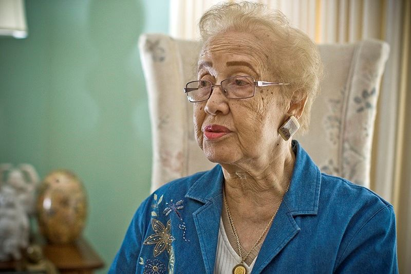 Katherine Johnson (nasa.gov)