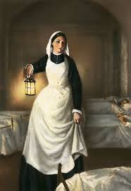 Lady With The Lamp