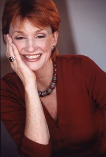 Kathy Eldon. <br>Image from: http://www.uwp.edu/news/<br>communique/commtemp.cfm?storyID=805&issueID