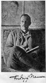 Picture of Fridtjof Nansen