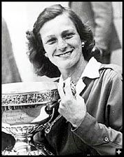 "Picture of Mildred ""Babe"" Didrikson"