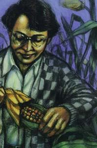 Picture of Barbara McClintock
