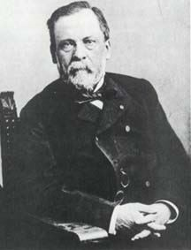 Picture of Louis Pasteur