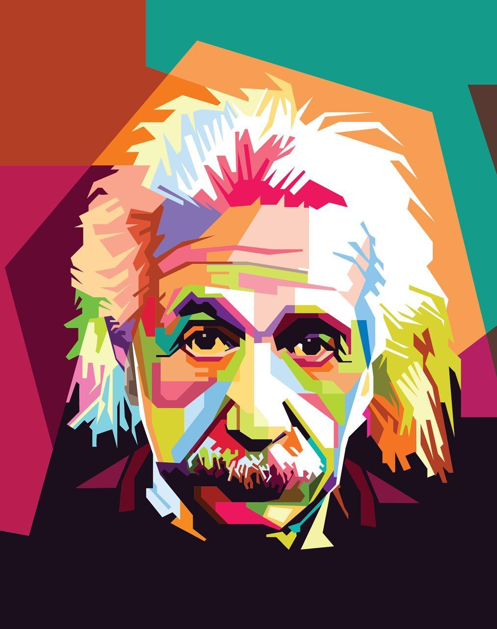 Picture of Science Hero: Albert Einstein by Richard V. Duffy for MY HERO