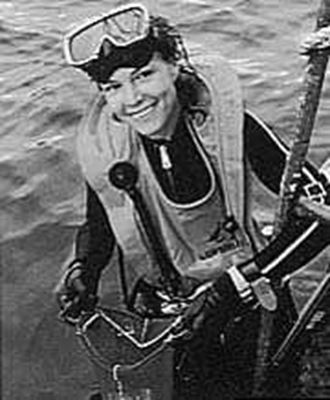 Sylvia Earle Espa 241 Ol My Hero