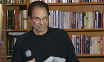 Picture of David Milch Reads The Eulogy of Wild Bill Hickok