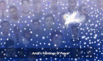 Picture of Amai's Paintings of Peace