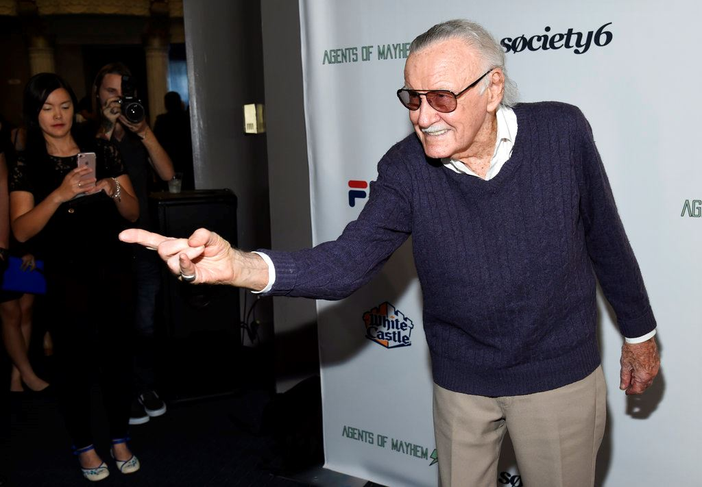 Picture of RZA, Lou Ferrigno, others celebrate Stan Lee's creativity