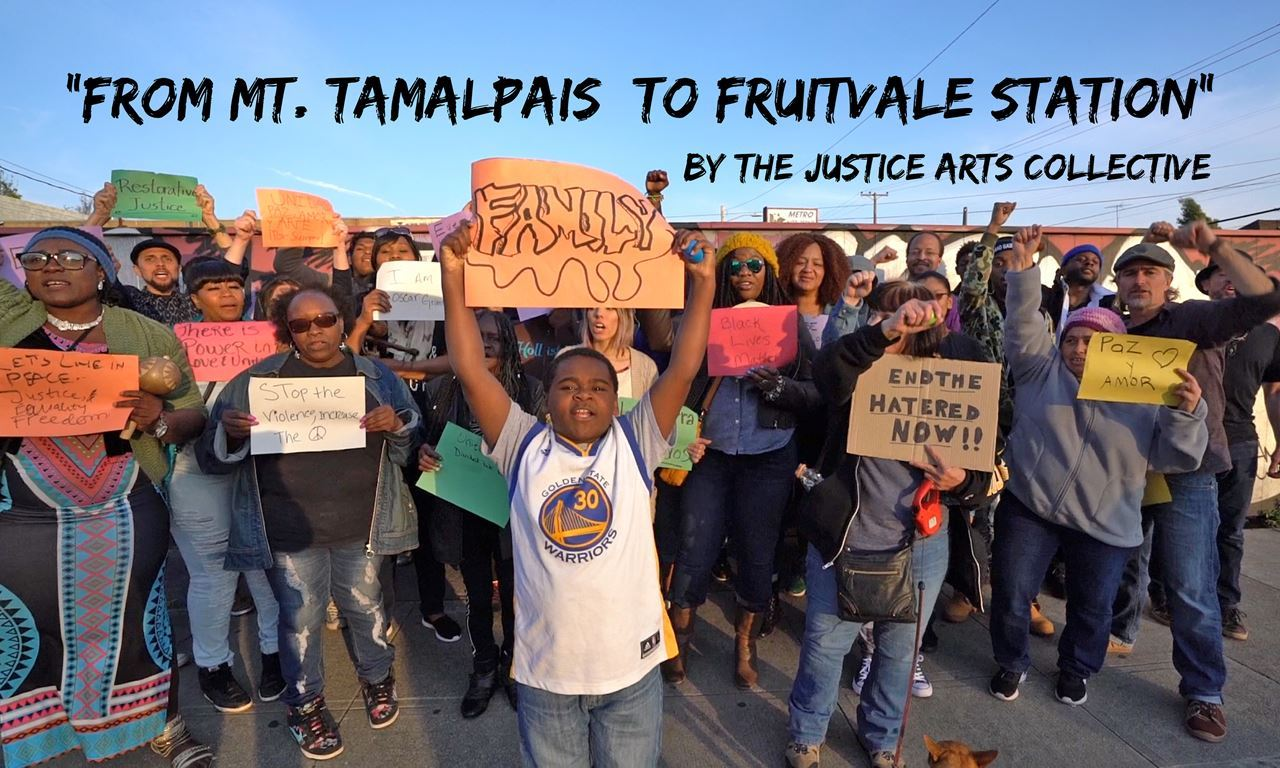 Justice Arts Collective  Activists