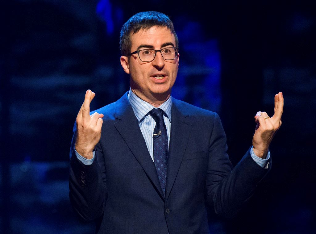 Picture of John Oliver, Jon Stewart to headline veterans fundraiser