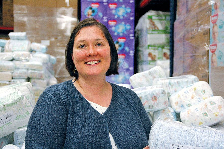 Picture of The story behind DC Diaper Bank, a resource for parents