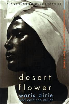 Picture of Desert Flower: The Extraordinary Journey of a Desert Nomad