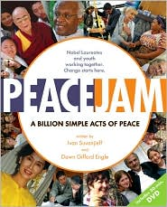 Picture of Peace Jam: A Billion Simple Acts of Peace