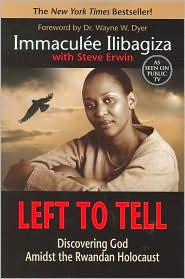 Picture of Left to Tell: Discovering God Amidst the Rwandan Holocaust