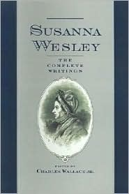 Picture of Susanna Wesley: The Complete Writings