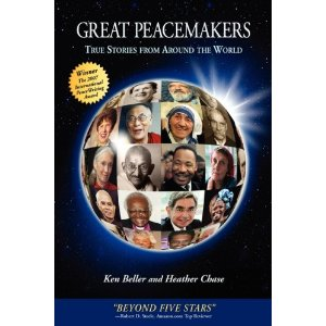 Picture of Great Peacemakers: True Stories from Around the World