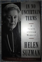 Picture of In No Uncertain Terms: A South African Memoir